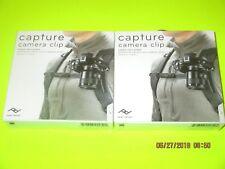 Capture Camera Clip Peak Design Carry System # CP-BK-3