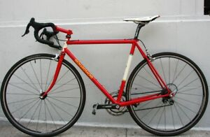 Richard Sachs Classic Steel Red Road Bike 54cm / 55cm Campagnolo