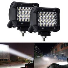 2x 72W LED Arbeitsscheinwerfer Offroad Scheinwerfer 24V 12V für SUV Jeep Bagger