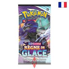 Pokémon - Booster de 10 cartes EB06 Épée et Bouclier: Règne de Glace