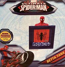 NEW Marvel Comics Ultimate Spider-Man Small Betta Fish Tank 1/2 Gal 1.9 L