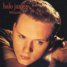 Halo James - Witness Special Edition (NEW CD)
