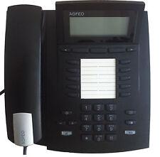 Agfeo ST40 UP0 in schwarz Systemtelefon Telefon  ST 40   #100