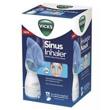 Vicks Sinus Inhaler Electric Steam Relief VIH200 99% Germ Free Steam New