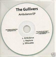 (213V) The Gullivers, Ambulance EP - DJ CD