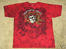 Grateful Dead Red Bertha S, M, L, XL, 2XL Tie Dye T-Shirt