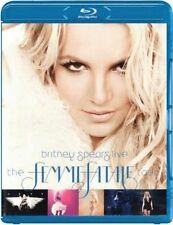 BRITNEY SPEARS Live The Femme Fatale Tour BLU-RAY BRAND NEW