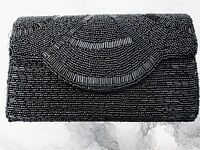 Beaded Evening Bag / Clutch Your Color Choice NEW 02