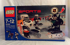 LEGO Sports NHL Hockey 65182 Slammer Stadium factory Sealed MIB