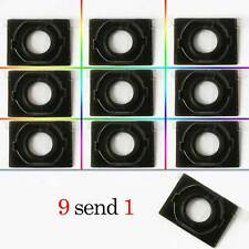 10 Pcs Home Button Holder Rubber Gasket Sticker Pad Replace Part For iPhone 4S