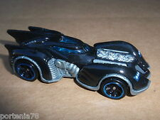 2013 Hot Wheels ARKHAM ASYLUM BATMOBILE 63/250 Batman LOOSE Black