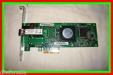 HP QLOGIC QLE2460-HP SINGLE PORT 4G FC HBA PCI-E 39R6592 PX2510401 Fibre