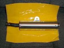 NEW 1977,1978 SUZUKI RM125 PFR PERFORMANCE PIPE & SILENCER VINTAGE AHRMA