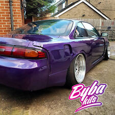 JDM Nissan 200sx S14 S14a  navan zenki Rear spats   MADE IN UK!!!!