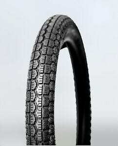 2.75-18 Rear Front tire vintage motorcycle BEST QUALITY / ITALIAN CLASSIC TIRE