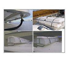 Hay Rack Water Caddy Tank Aerodynamic Horse trailer High Country Plastics caddie