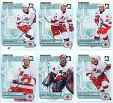 """""""SHOOTING STARS 12 CARD SET"""" HEROES & PROSPECTS S1 2006"""
