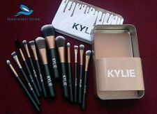 12 PC's KYLIE PROFESSIONAL MAKEUP BRUSH SET