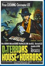 Dr Terrors House Of Horrors Movie Poster24in x 36in