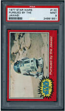 1977 Topps Star Wars #130 Pursued by The Jawas VG