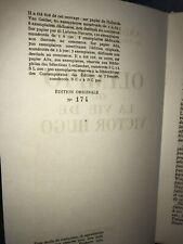 Andre Maurois Édition Originale Numérotée Sur Papier Alfa Ex n 174