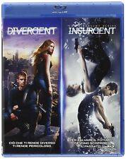 DIVERGENT + INSURGENT, COFANETTO 2 FILM (2 BLU-RAY) THE DIVERGENT SERIES