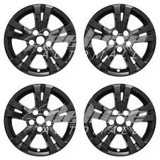 "17"" Black Wheel Skins FOR 2010-2012 2013 2014 2015 2016 2017 Chevy Equinox LS"