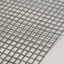 4x Welded Wire Mesh Panels 3'x2' Galvanised Steel Sheet 6mm Holes Metal Grid 19g
