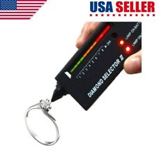 Diamond Tester Gemstone Selector II Gems LED Indicator Jewelry Tool