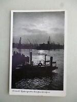 Ansichtskarte Lübeck ... wirtin .... (Nr.611)