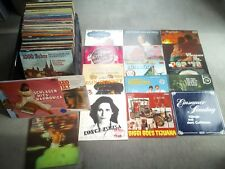 135+ LPs/30kg Schallplattensammlung / Vinyl Paket Querbeet *auch als Deko*
