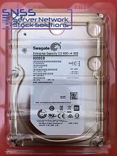 NEW Seagate Enterprise Capacity 6TB 12GB/s SAS  Hard Drive HDD SED ST6000NM0054