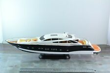 Revell 05145 1:72 Scale Aurora Super Yacht Built Up Kit *rare*