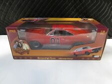Auto World 1969 Dodge Charger General Lee Dukes of Hazzard 1:18 Scale Diecast