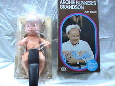 VINTAGE NEW / NOS 1976 IDEAL ARCHIE BUNKER'S GRANDSON DOLL JOEY STIVIC
