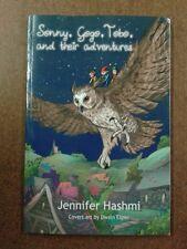 Jennifer Hashmi ~ Sonny, Gogo, Tobo and their adventures. Fast 1st Class Post !