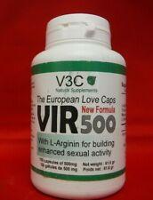 V3C - VIR500 - ACTIVITEE SEXUELLE - 100 CAPSULES - 12/2021*