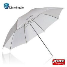 "LimoStudio 33"" White Transparent Photo Umbrella Studio Reflector Diffuser"