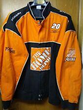 Joe Gibbs Racing Tony Stewart Home Depot Jacket
