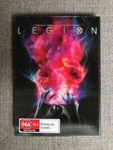 Legion Season 1 DVD Box Set - FREE POSTAGE