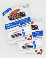 Palmer's Cocoa Butter Formula SPF 15 Lip Balm .15 oz - Two Pack