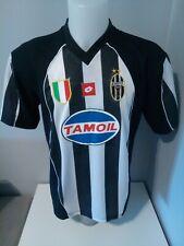 Maglia Calcio JUVENTUS replica football shirt Trikot camiseta Lotto 2002/03
