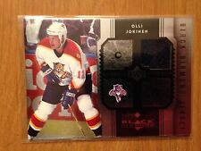 Lot of 46 - Olli Jokinen Flames Panthers Jets hockey cards RC + GU jersey card