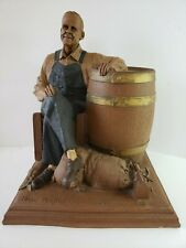 Uncle Herschel from Cracker Barrel-Cairn Studio #2029 by Tom Clark