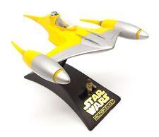 Star Wars Action Fleet TPM Phantom Menace Naboo Starfighter Loose Complete