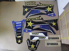TEAM ROCKSTAR GRAPHICS  YAMAHA YZ250F YZ450F  2006 2007 2008 2009
