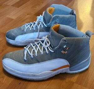 """Mens Air Jordan 12 Retro """"Cool Grey"""" 130690-012 Size 13"""