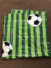 football duvet cover single