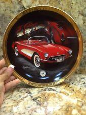 Classics Collection Collector Plate 1953 Chevrolet Corvette