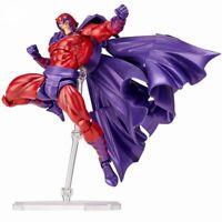 figure complex AMAZING YAMAGUCHI Magneto 165 mm Action Figure Revoltech